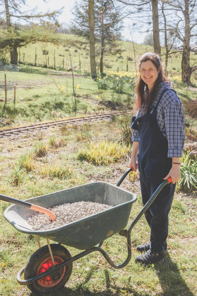 Woodcroft Craft, Nikki Cookson, Bloom and Grow case study