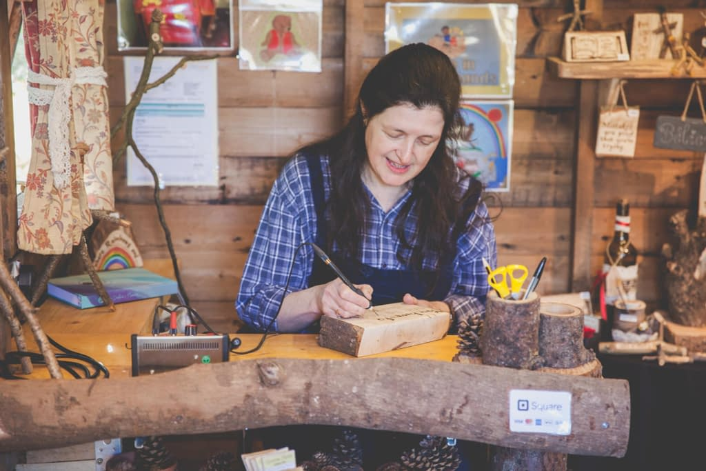Woodcroft Crafts, Nikki Cookson, Bloom and Grow Case Study