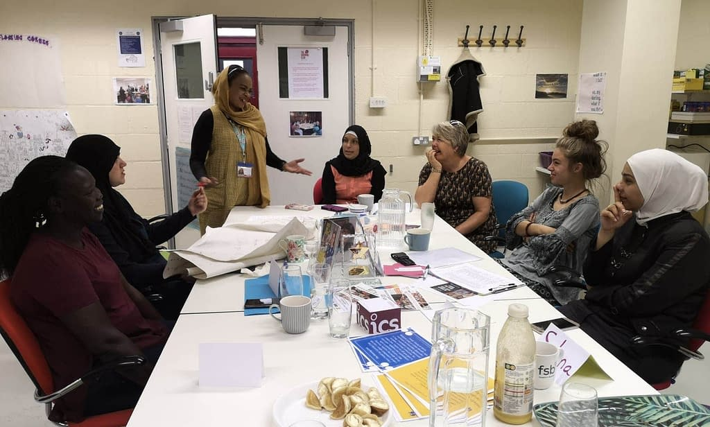 women and enterprise hub, the sowing club