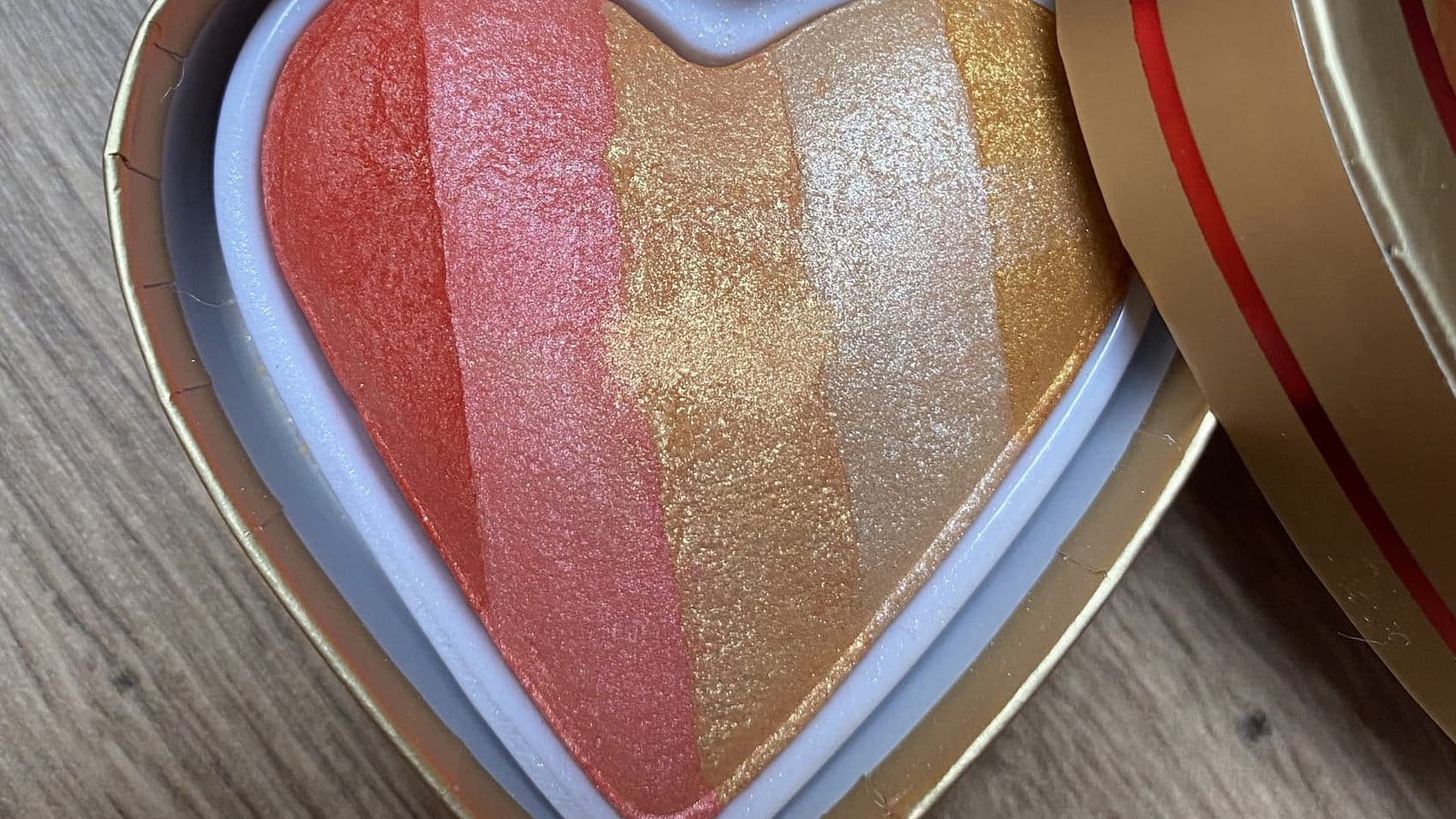 Heart of Gold - Zahra Moreea