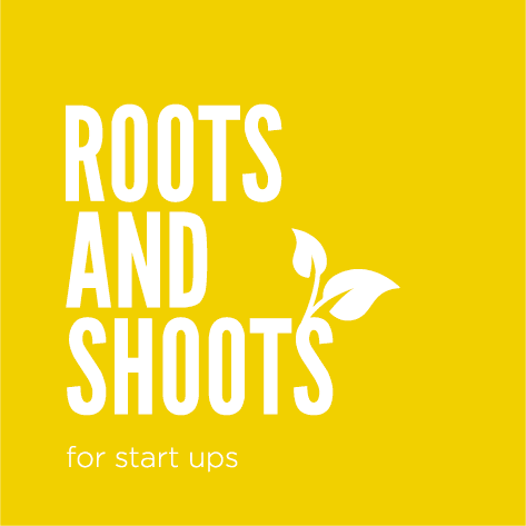 roots and shoots, logo, start-up courses, lancaster